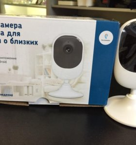 Ростелеком (DS-2CD-VC1W) HD Wi-Fi Видеокамера