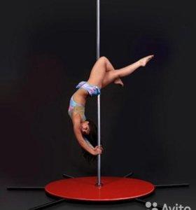 Подиум для Pole Dance с пилоном