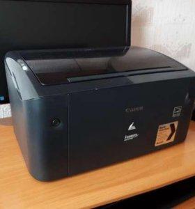 Принтер лазерный canon i-sensys