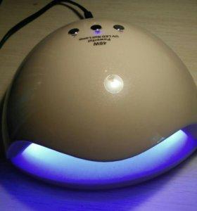 Светодиодная лампа для УФгелей