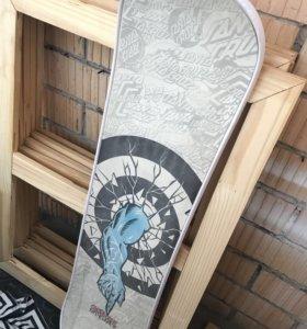 Сноу-скейт Santa Cruz