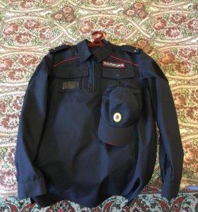 Форма полиции, полевка, Рип стоп