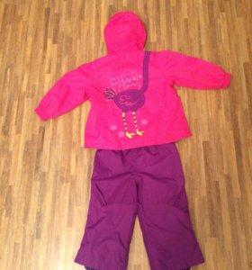 Продам детский демисезонный костюм