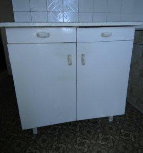 Стол кухонный,б/у,самовывоз