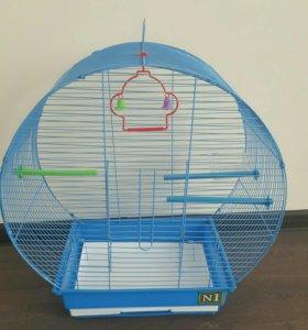Клетка для птиц. Две по цене одной