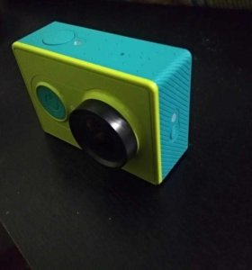 Экшен-камера Xiaomi YI Action Camera Basic Green.