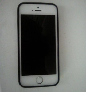 Iphone 5s 16гб белый