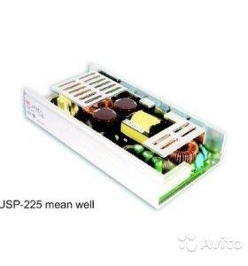 Импульсный блок питания USP-225-5 mean well 225W
