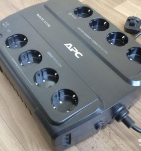 APC ES 550 и Powercom Spider SPD-650E