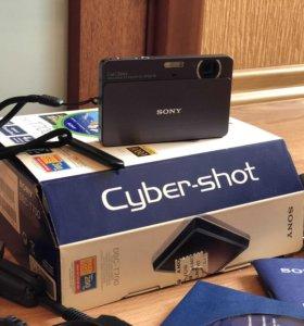 Фотоаппарат Sony Cyber-shot DSC-T700
