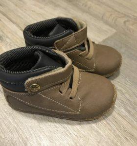 Новые ботиночки фирмы Klin