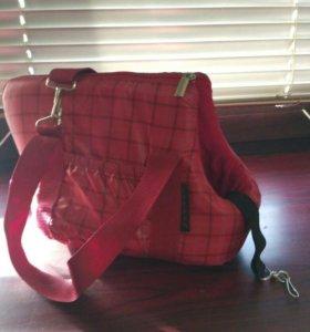 Переносная сумка (для мини собак, кошечек)