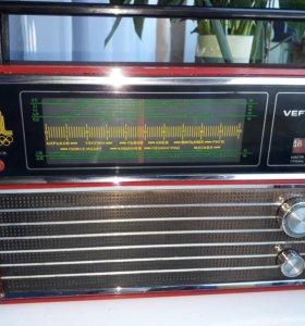 Радиоприемник VEF202 юбилейный 1980г.