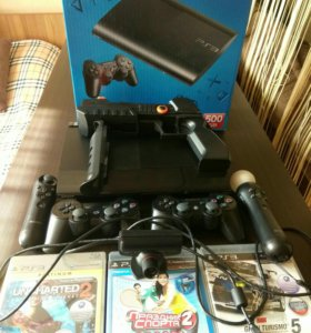 Sony PS 3 ( Super Slim) 500gb.