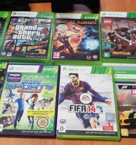 Игровая консоль Xbox 360 Microsoft Kinect