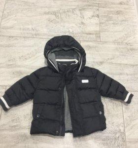 Демисезонная куртка Baby go размер 74