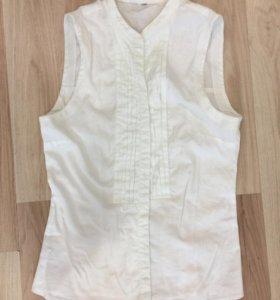 Блузка/топ белый