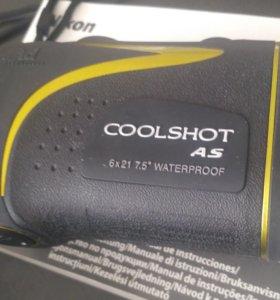 Nikon coolshot AS 6x21 лазерный дальномер