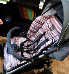 Коляска прогулочная BABY CARE GT4.0