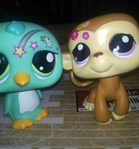 Littlest Pet Shop большие