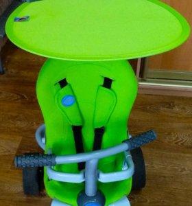 Велосипед Smart Trike Recliner 4в1