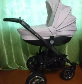 Детская универсальная коляска 2 в 1 Androx Milano