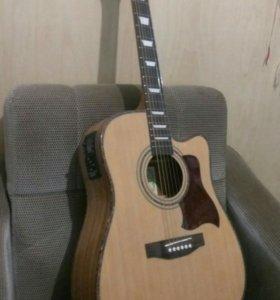 Гитара martinez W124BC N + чехол