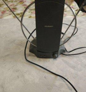 Антенна усилитель ТВ сигнала