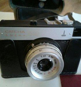 Фотоаппарат Смена 8 М