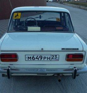 ВАЗ (Lada) 2103, 1982