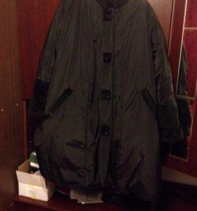 Куртка женская очень большой размер