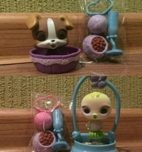 Littlest Pet Shop наборы