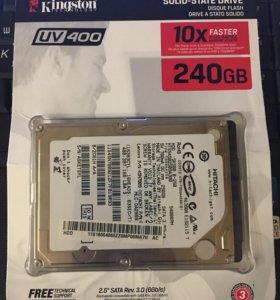 """HDD 250GB Hitachi 2.5"""""""