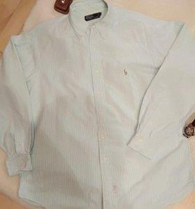 Рубашка мужская большого размера Ralph Lauren