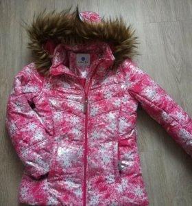 Зимняя куртка с климатконтролем