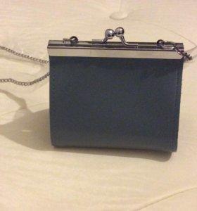 Новая сумочка-кошелёчек