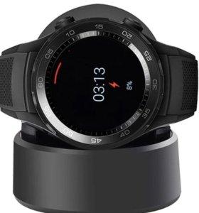 Новое зарядное устройство для смарт-часов Huawei
