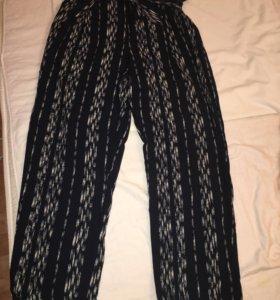 Новые летние брюки р48