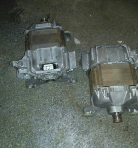Двигатели на стиральную машину bosch