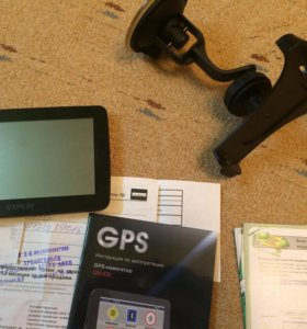 gps навигатор explay gn-630