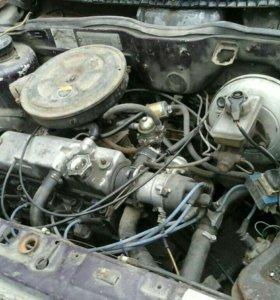 Двигатель от Ваз 09