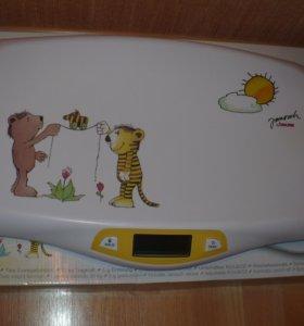 Весы для новорожденных Beurer