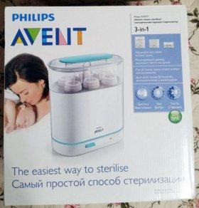 Новый стерилизатор Philips Avent