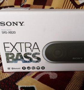 Sony srs xb-20 extra bass