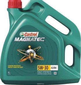 """Castrol """"Magnatec"""" 5W-30 4л."""