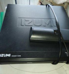 Продам DVD - проигрыватель IZUMI с USB