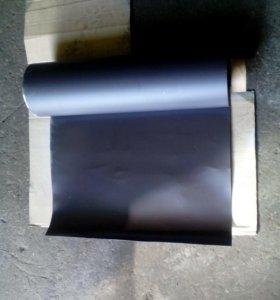 Магнитный винил 0.9мм без клеевого слоя 0.62м*25м