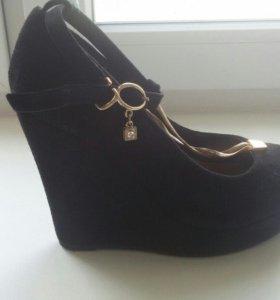 Туфли и балетки 37 размер