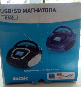 VSB/SD МАГНИТОЛА