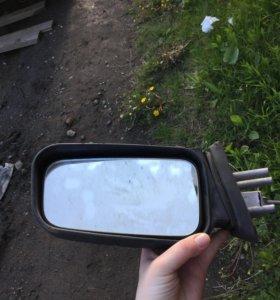 Зеркало заднего вида на ВАЗ 2114